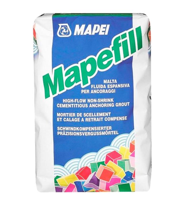 MAPEFILL цементный раствор для анкеровки 25 кг. Россия