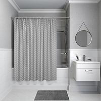 Штора IDDIS для ванны полиэстер 200*240 (B41P224i11)