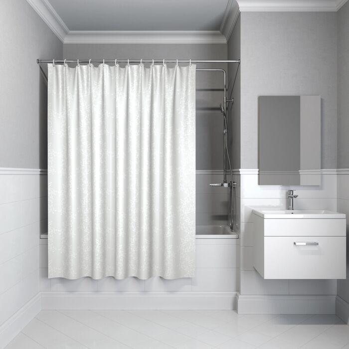 Штора IDDIS для ванны полиэстер 200*180 (B53P218i11)