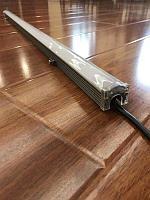 Светодиодный светильник линейный 12Вт, IP65, 3000-6000К