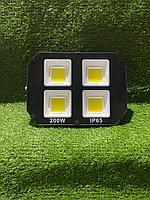 Прожектор светодиодный 200Вт, 6000К, IP65