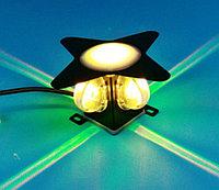 Светодиодный светильник крестик Starli 5Вт, IP65