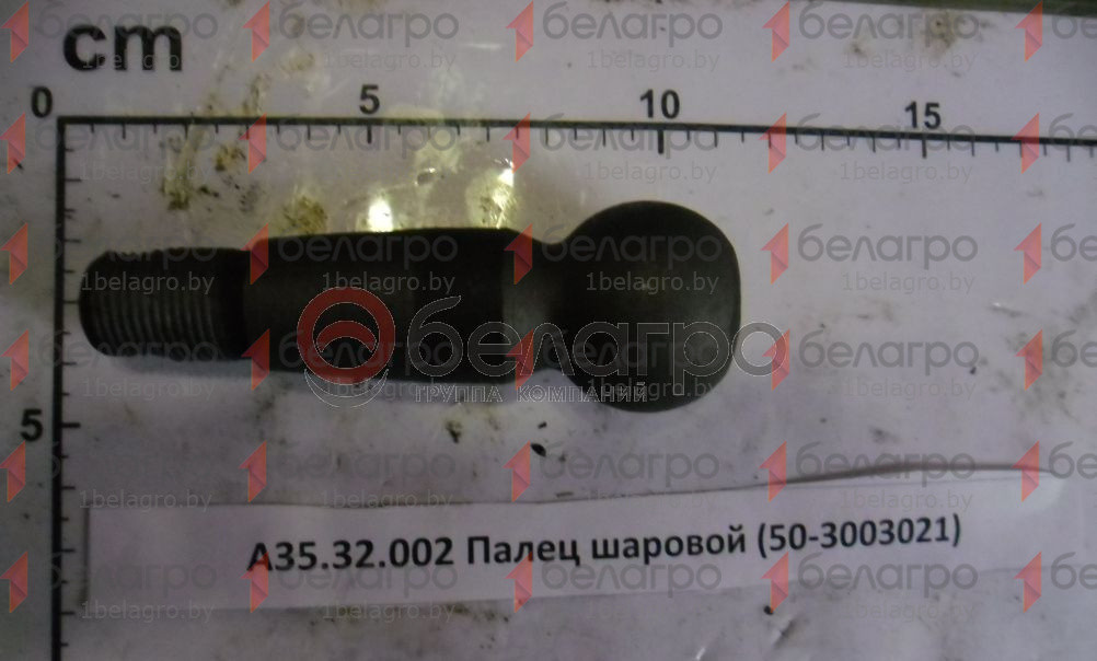 А35.32.002 Палец МТЗ шаровой РЗТ