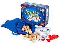 Десятое Королевство: Русское лото (жестяная коробка синяя)