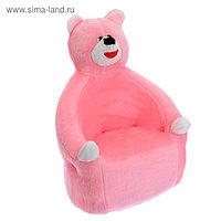Мягкая игрушка-кресло «Медведь», цвета МИКС