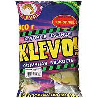 Прикормка «KLEVO-классик» лещ-плотва, цвет красный, ананас