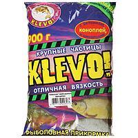 Прикормка «KLEVO-классик» карп-карась, цвет естествен, марципан