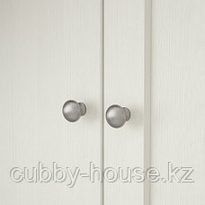 ХАВСТА Шкаф с цоколем, белый, 81x47x89 см, фото 3