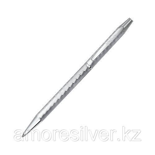 Серьги SOKOLOV серебро с родием, фианит swarovski  элемент из .металлов, геометрия 94250010
