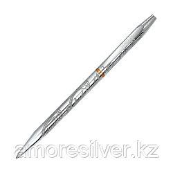 Ручка SOKOLOV серебро с родием, элемент из .металлов, ажурное 94250006