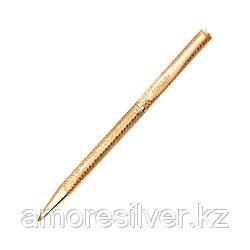 Ручка SOKOLOV серебро с позолотой, элемент из .металлов, геометрия 93250003