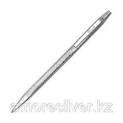 Ручка SOKOLOV серебро с родием, элемент из .металлов, геометрия 94250005