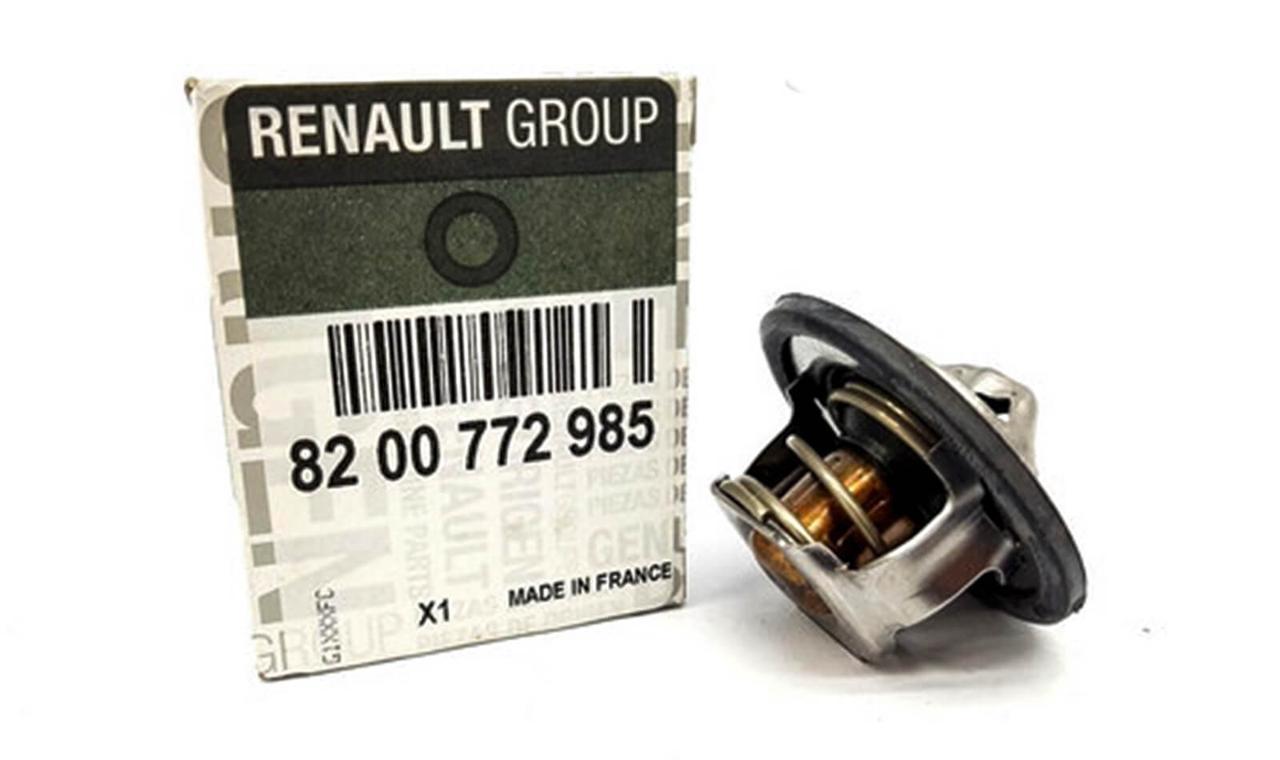 Термостат RENAULT 8200772985 логан ларгус