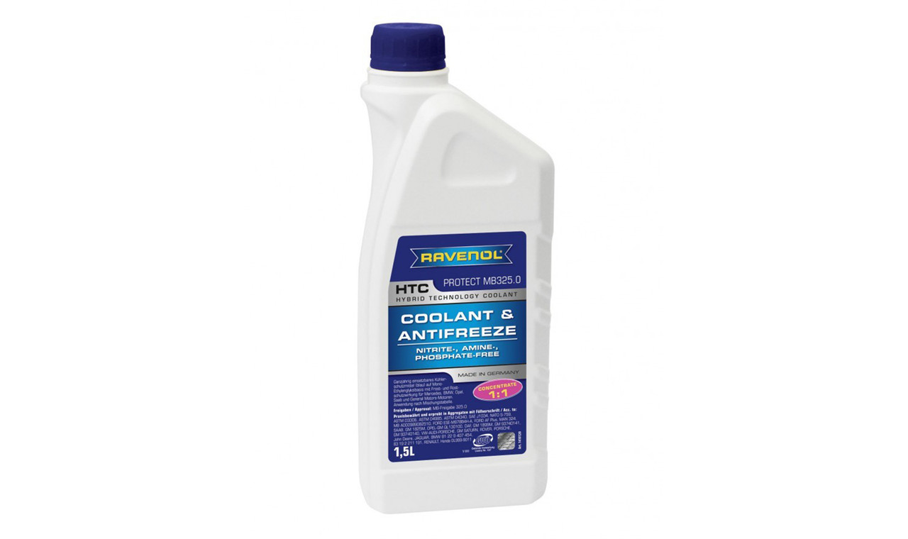RAVENOL HTC - Protect MB325.0 Concentrate 1,5 л.