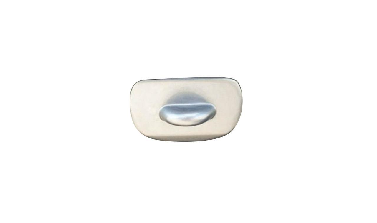 Заглушка задней буксировочной петли Ларгус (Платина)