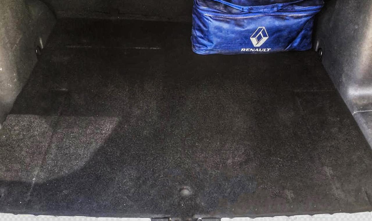 Фальшпол багажника Duster (верх)