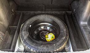 Фальшпол багажника Duster (низ)