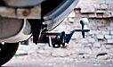 Фаркоп Renault DUSTER c 2012 - съемный квадрат, фото 2