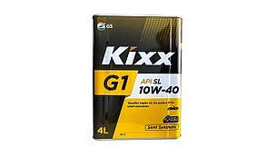 Масло моторное KIXX G1 10w40 4л.