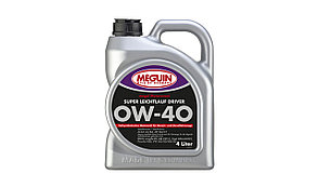 Масло моторное MEGUIN 0w40 4л. (9065)