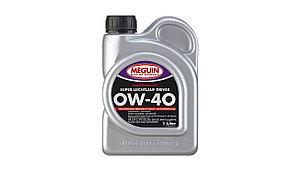 Масло моторное MEGUIN 0w40 1л. (4894)