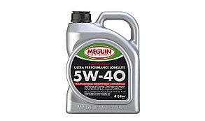 Масло моторное MEGUIN 5w40 4л. (6486)