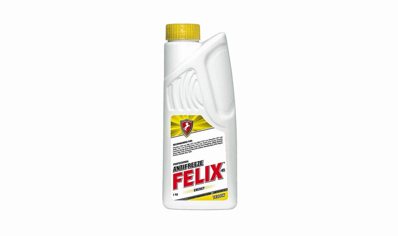 Антифриз Felix желтый 1л.