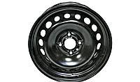 Диск колеса R15 ТЗСК 053247 Lada Largus (черный)