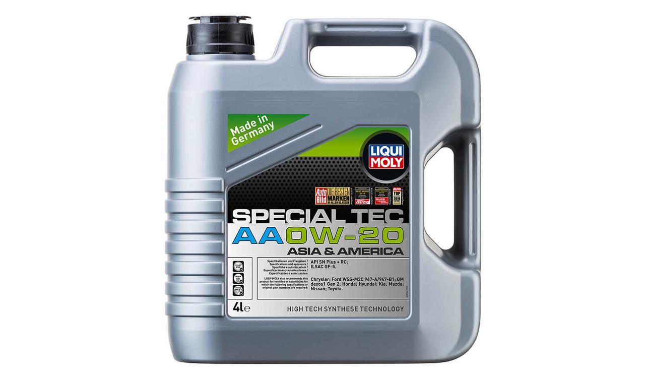 Special Tec AA 0W-20 4л.