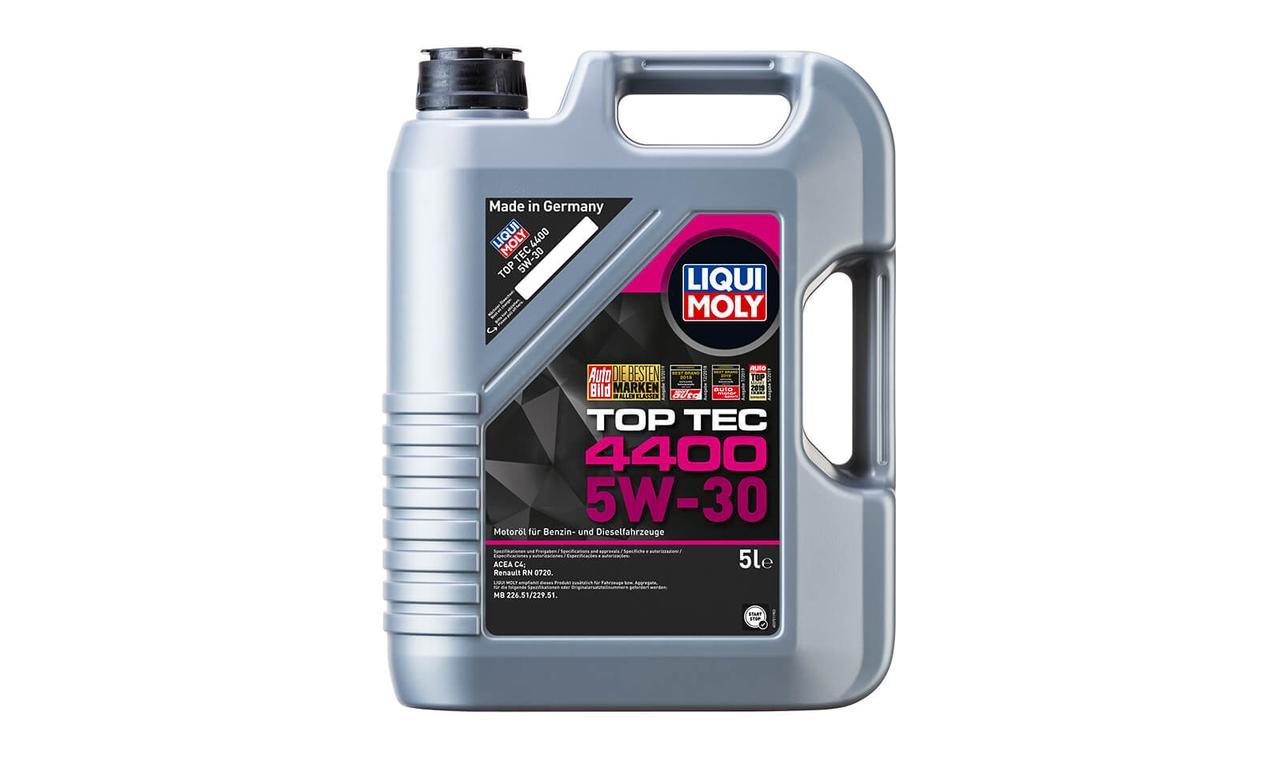 Масло моторное Liqui Moly Top Tec 4400 5w30 5л