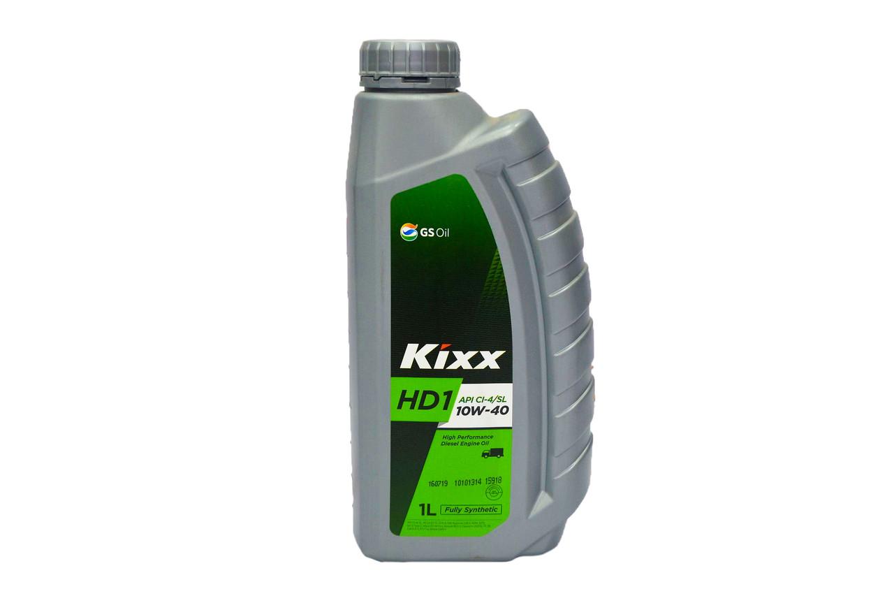 Kixx HD1 10w40 1л.