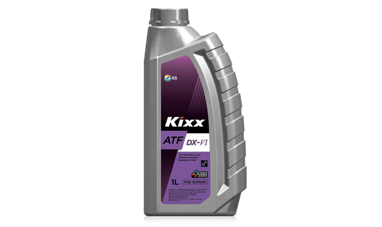 Масло трансмиссионное KIXX ATF DX 6 1л.