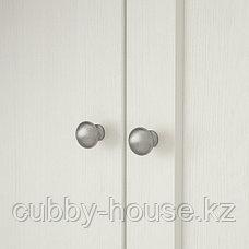ХАВСТА Шкаф, серый, 81x35x123 см, фото 2