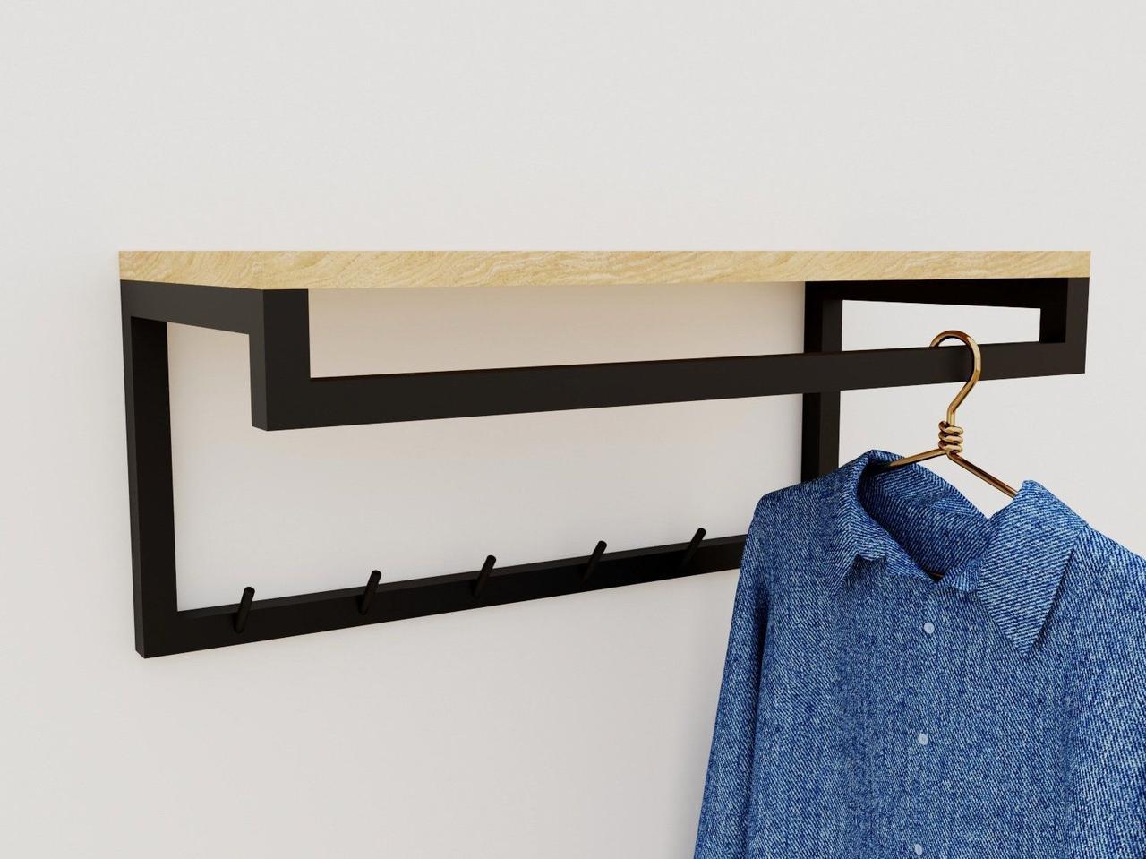 Подвесная вешалка loft