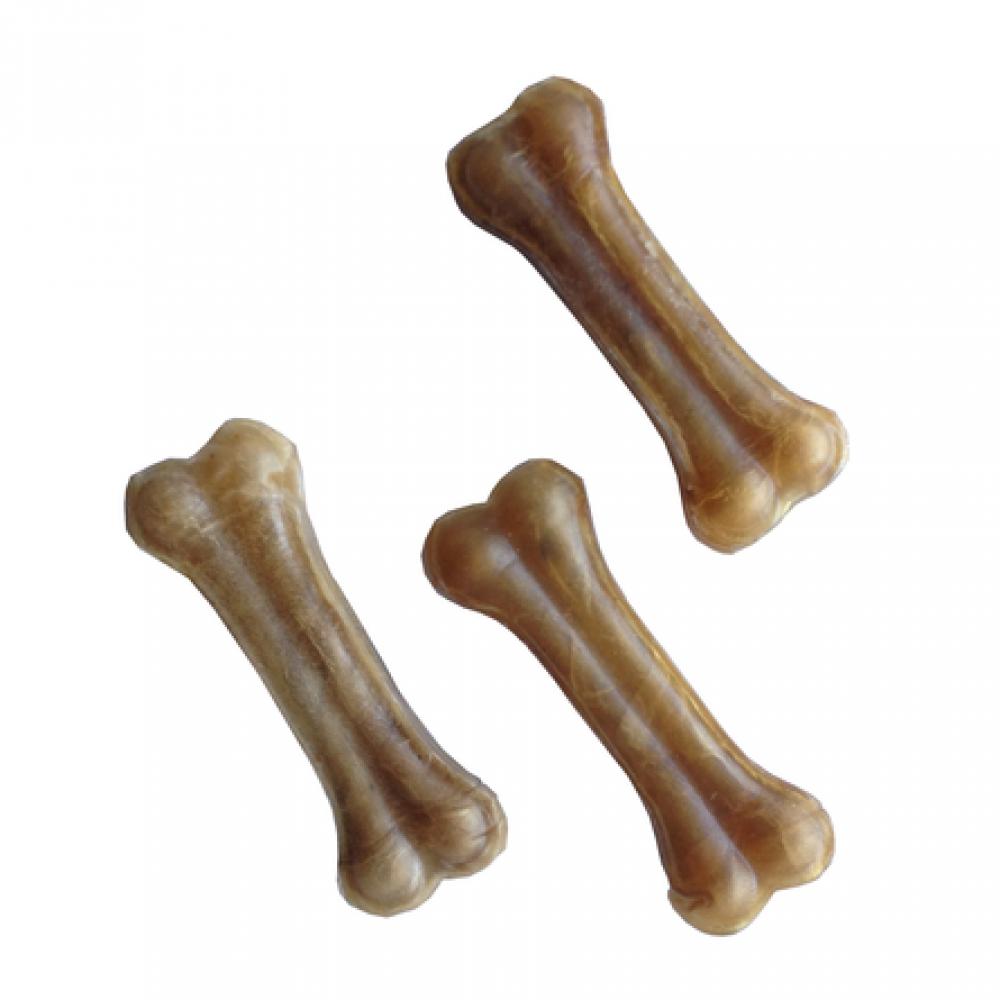 Кость жильная для собак, 8 см