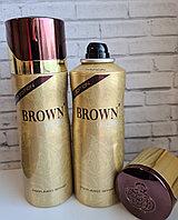 Дезодорант ОАЭ Brown Orchid Gold Edition (схож с TOM FORD Black orchid), 200 мл