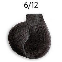 Крем-краска перманентная для волос 6/12 темно-русый пепельно-фиолетовый 100 мл OLLIN Platinum