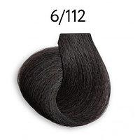 Крем-краска перманентная для волос 6/112 темно-русый интен пепел-фиолет 100 мл OLLIN Platinum