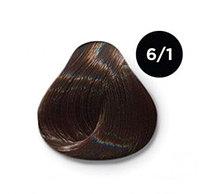 Крем-краска перманентная для волос 6/1 OLLIN 100 мл