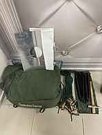 Брезентовая палатка армейская 10-12человек (летний)