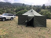 Армейский палатка 3*10 Брезент