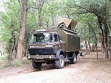 Караванинг туры в национальном парке Алтын Эмель в автодоме Ивеко Магирус, фото 3