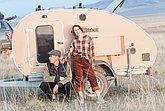 Алтын-Эмель - Караванинг тур с мини домом на колёсах