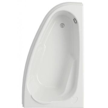Ванна Cersanit асимметричная JOANNA 140x90 правая ультра белый (63335)
