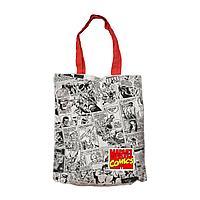 Сумка-шоппер (Марвел Комикс 2), хлопок 60%
