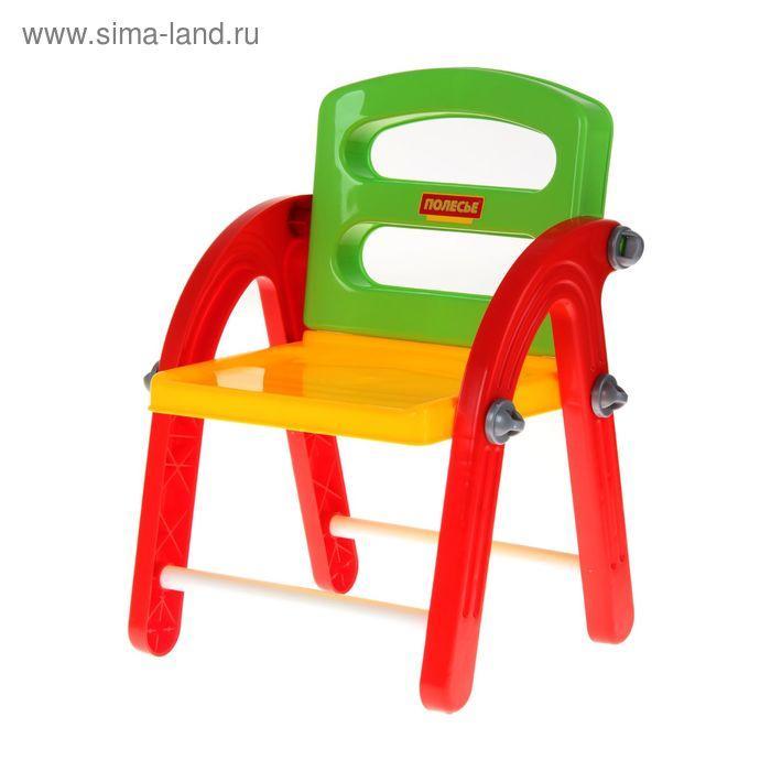Набор детской мебели: стол для творчества со стулом - фото 3