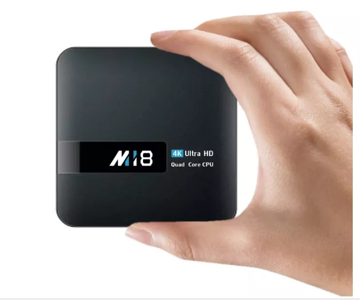 TV BOX M18 Android 2/16
