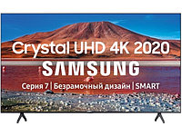 Телевизор Samsung UE70TU7100UXCE 178 см серый