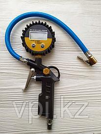Пневматический пистолет для подкачки шин с электронным манометром, Jinkaidi