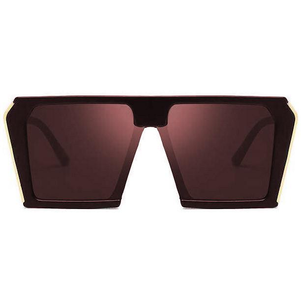 Солнцезащитные очки MIU MIU 3011 коричневые - фото 9
